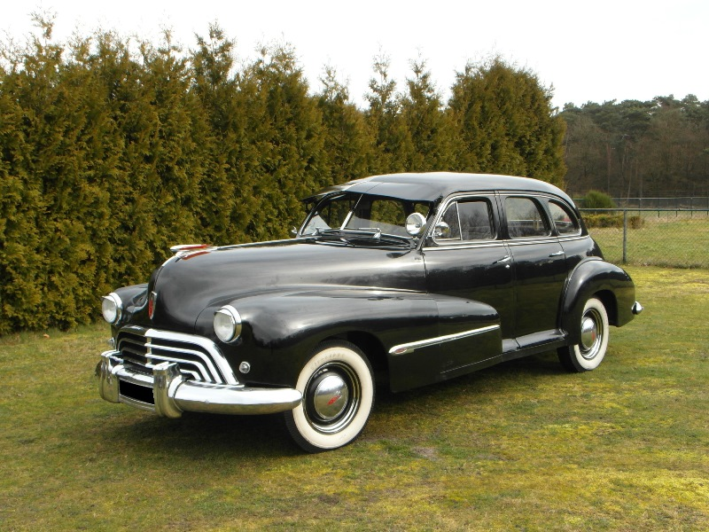 Oldsmobile Type 66 Sedan 1946 Retrolegends Classic And