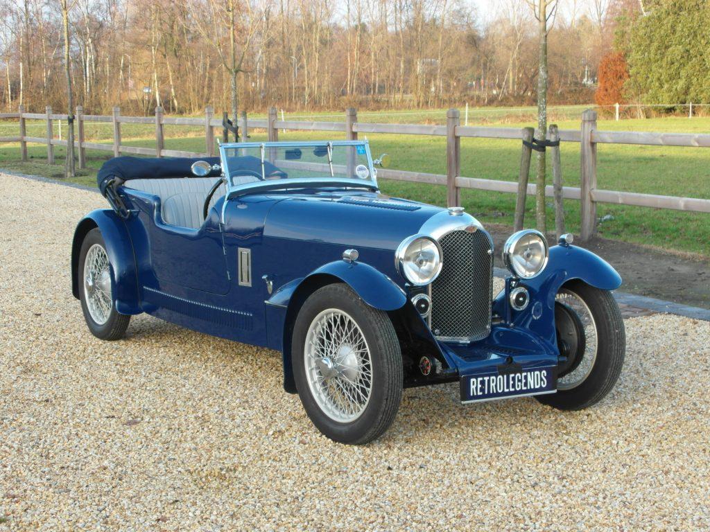 Marendaz Special, Sports Tourer,13/70, 6 cyl., 1933 RHD ...