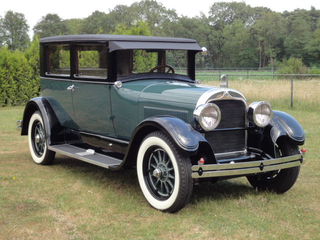 Cadillac Price >> Cadillac 1925 V63 Victoria, SOLD | Retrolegends Classic and Sportscars