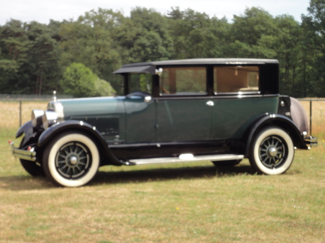 Cadillac 1925 V63 Victoria, SOLD - Retrolegends Classic ...