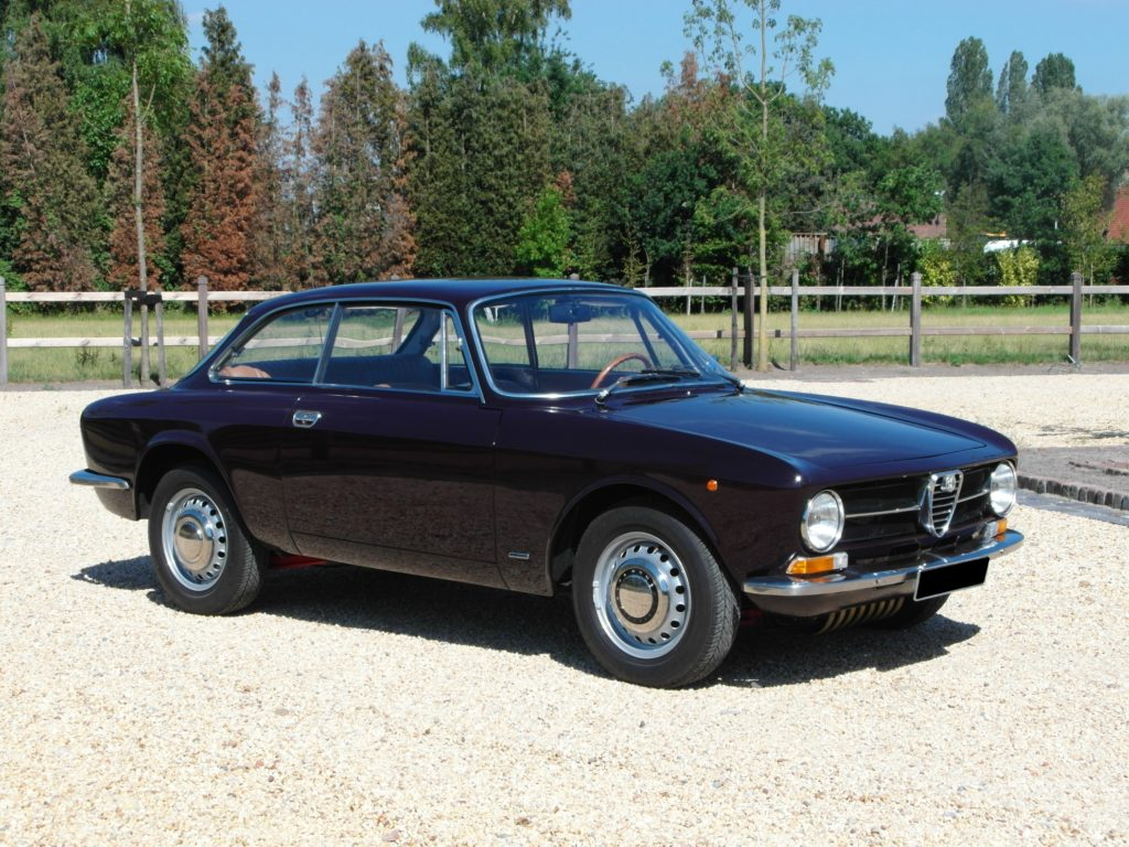 Alfa-Romeo GT Junior 1600 Bertone lhd 1972,     € 39.900,-