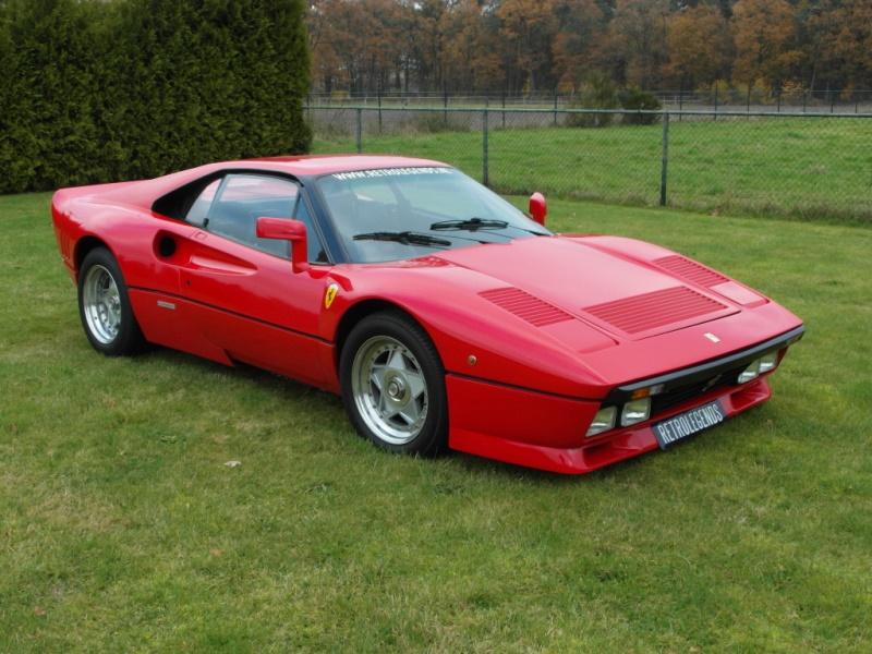 ferrari 328 conversion 288gto 1986, 550hp € 225.000