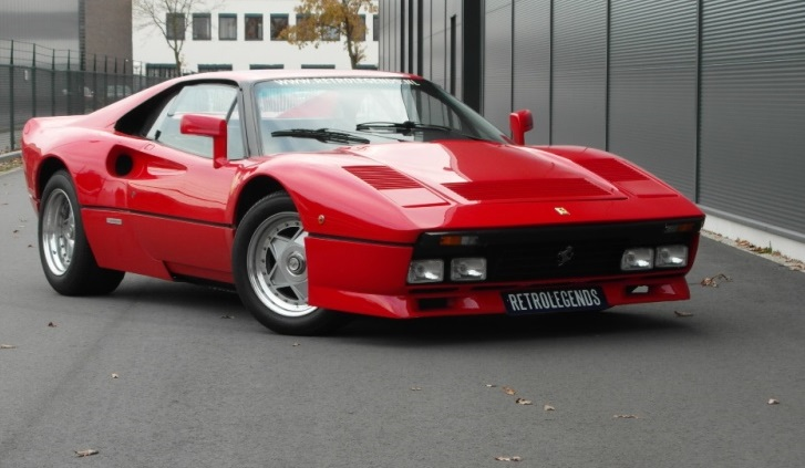 Ferrari 328 conversion 288GTO 1986, 550hp € 225.000,-