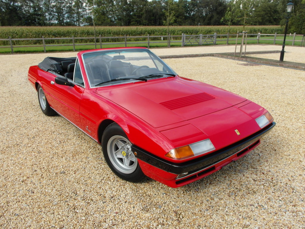 Ferrari     SOLD     400i convertible by Pavesi, 1982