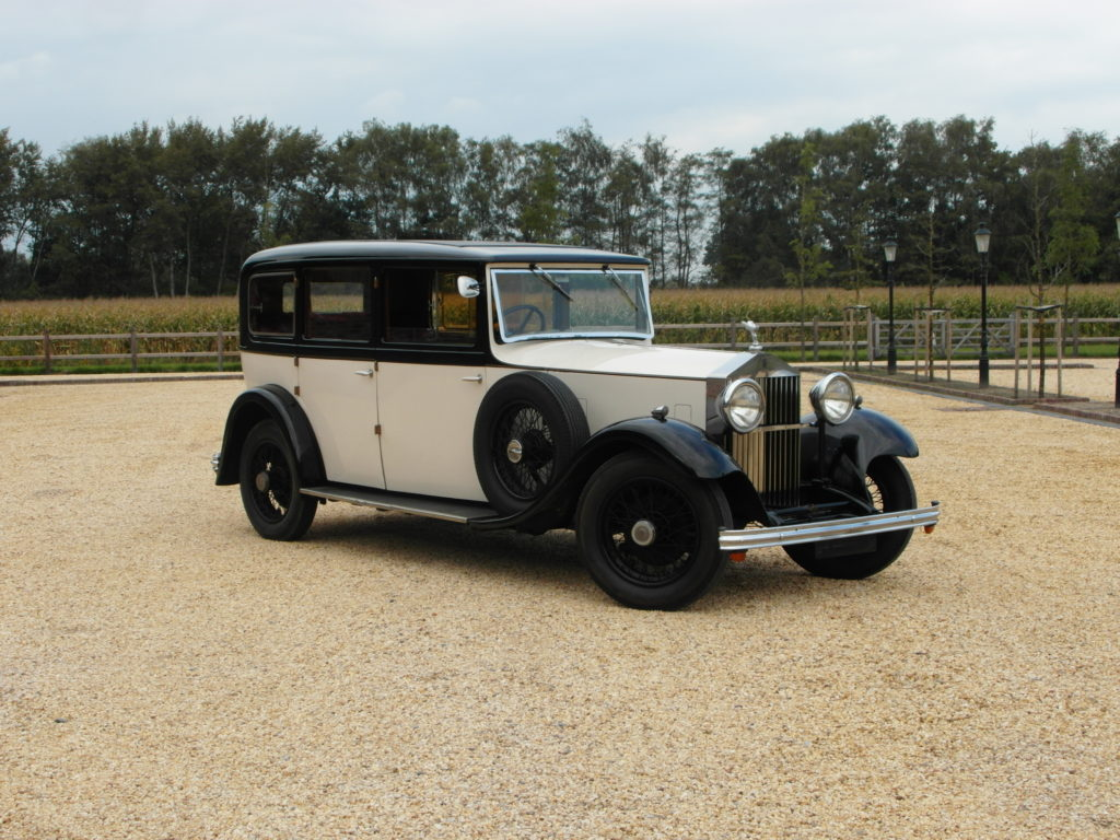 Rolls-Royce     SOLD     20/25 Saloon,  Thrupp & Maberly, rhd, 1933,