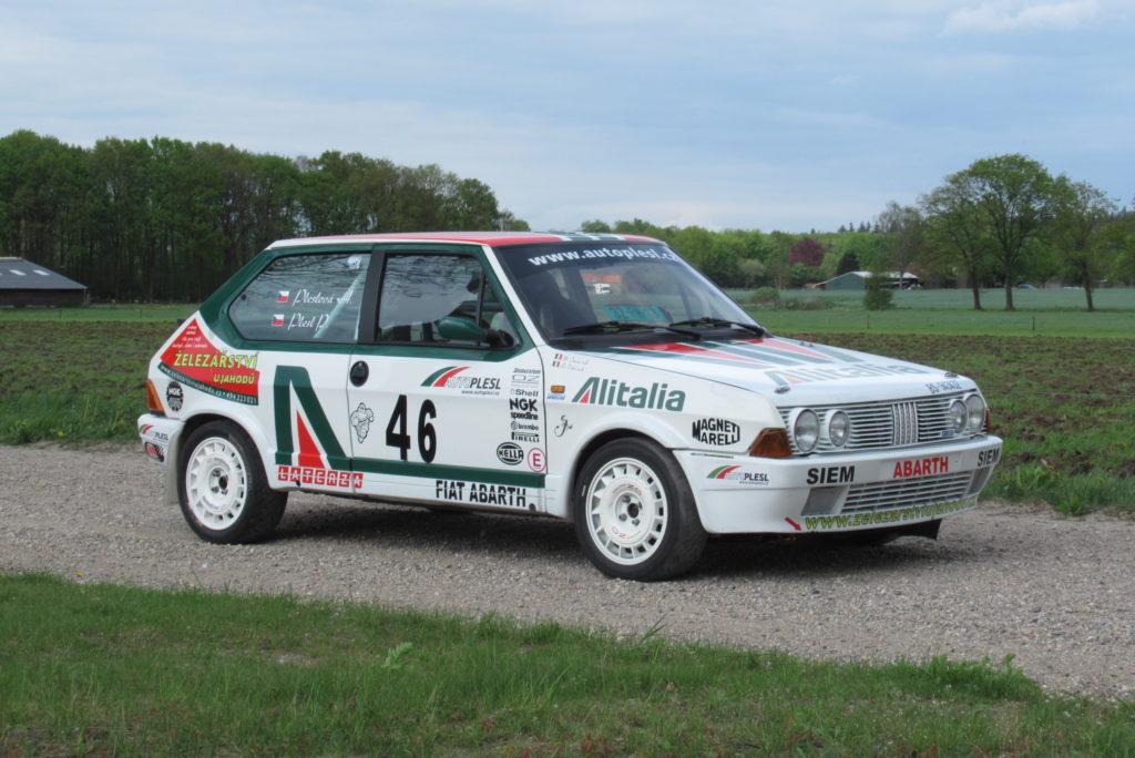 Fiat Ritmo Abarth 130TC  1986,   € 14.900,-