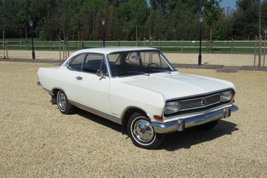 Opel Rekord B coupé L, 1965, 1900,    € 14.900,-