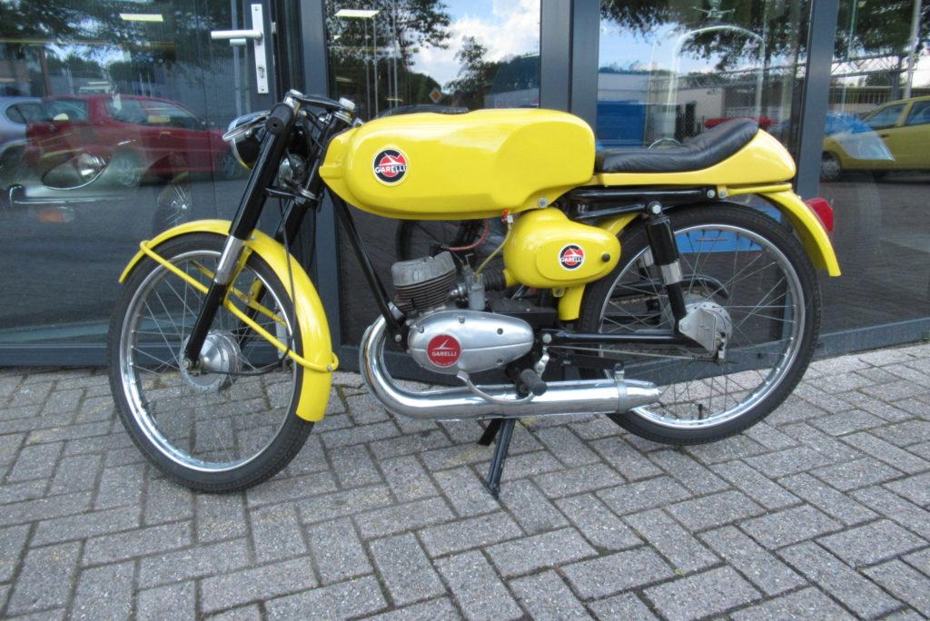 Garelli     SOLD     Junior Special 50,  1973