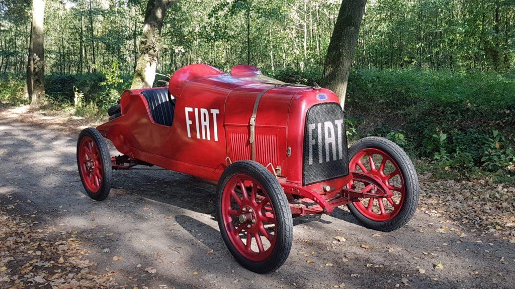 Fiat 501 bi-posto Corsa 1924