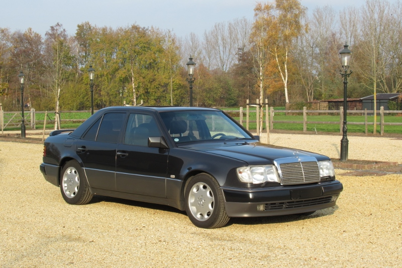 "Mercedes-Benz     SOLD     500 E automatic, ""full options"",  1993"