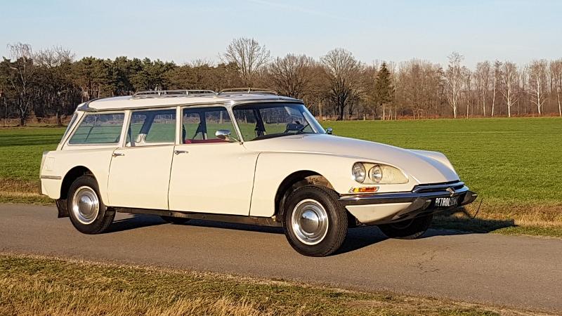Citroën ID 20F,  Familiale 1971    € 26.500,-