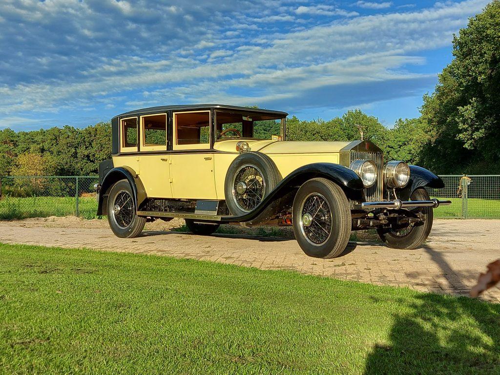 Rolls-Royce Phantom I, Brewster Rowsdale 1928, RHD
