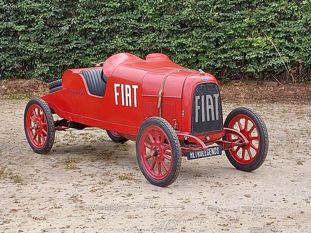 FIAT 501 bi-posto Corsa Spider 1924