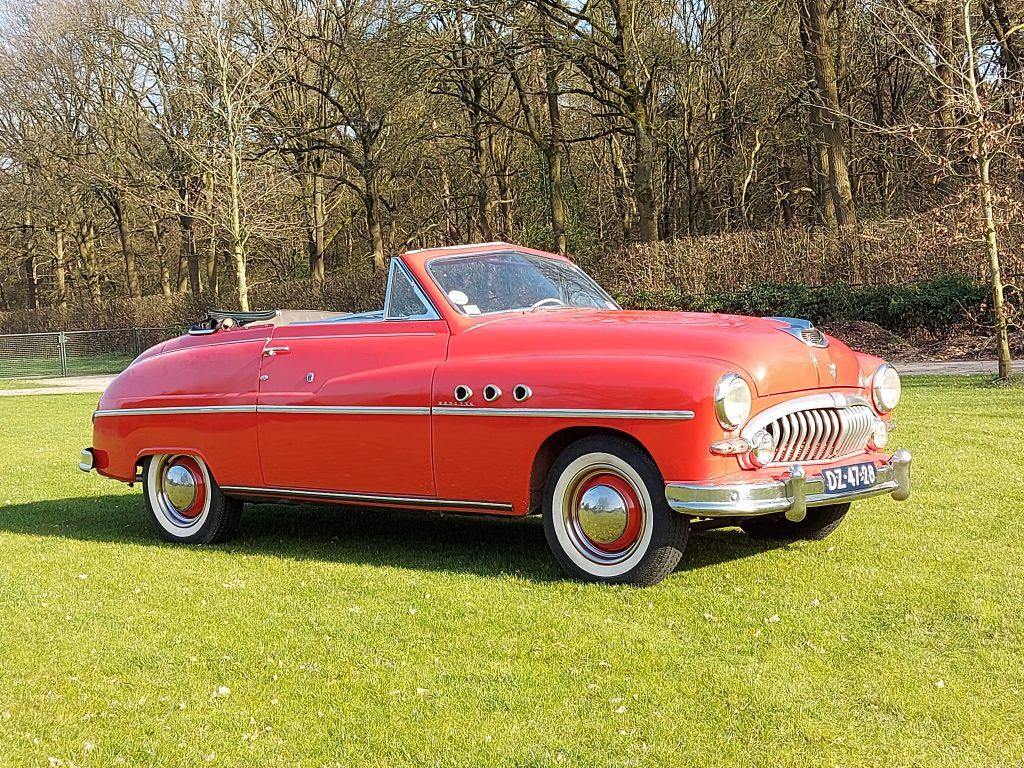 Ford Vedette 1951, V8, COTAL,  € 25.500,-