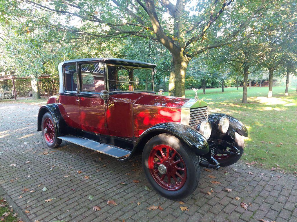 Rolls-Royce 20 two door sedan by Cockshoots 1927 € 67.500,-